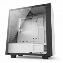 NZXT S340 Elite Window Matte White