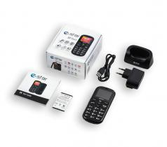 eSTAR S17 Senior Phone Black