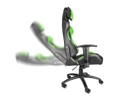 Natec Genesis Nitro 550 Gaming Chair Black/Green
