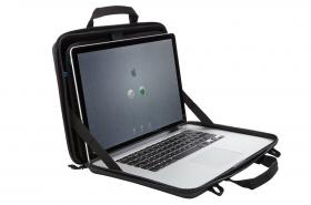 "Thule 15"" Gauntlet 3.0 MacBook Attaché notebook táska Black"